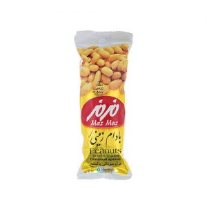 MazMaz Salted & Roasted Peanuts Dubai