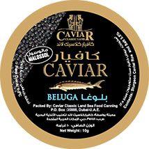 Beluga Caviar dubai