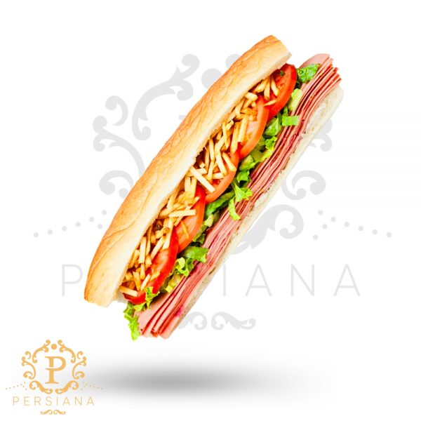 Haida Special Sandwich - ساندویچ مخصوص هایدا