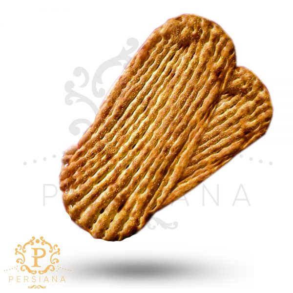 Baked Fresh Daily Barbari Bread - نان تازه بربری