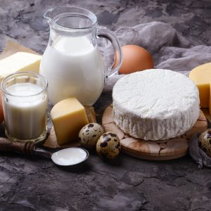 Dairy Products - لبنیات