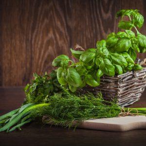 Herbs - سبزی