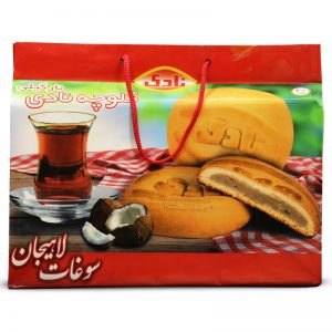 Nadi Kolooche Coconut ( pack of 10 ) - (کلوچه نادی نارگیلی (‌بسته ۱۰تایی